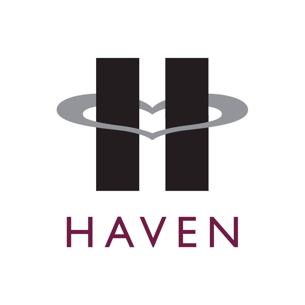 This image has an empty alt attribute; its file name is Haven-logo.jpg
